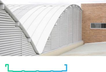 tejas-sin-traslapo-curvas-cubiertas-metalicas
